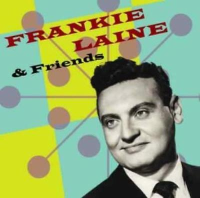 "Frankie Laine ""And Friends"" NEW & SEALED CD 20 Tracks Posted From The UK"