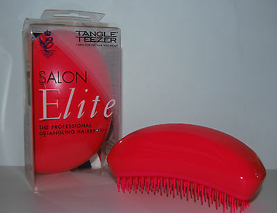 Cepillo Tangle Teezer  Salon Elite Fucsia - Desenreda Todo Tipo De Cabello C49