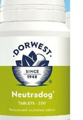 Dorwest Neutradog 200 tablets. Premium Service, Fast Dispatch