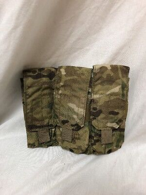 Early Eagle Industries SOFLCS Multicam Molle 3x2 Rifle Mag Pouch CAG CRYE 500D