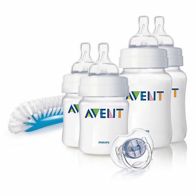 Avent Newborn Bottle Starter Set - Classic Plus