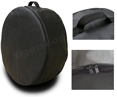 1x CAR VEHICLE SPARE WHEEL STORAGE CARRY TYRE BAG PROTECTION COVER F0R 235/45R18