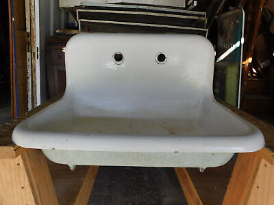 Antique Single Kitchen Farm Sink - Circa 1920 Kohler Architectural Salvage