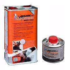 Carbody Spray Film Foliatec ROUGE METALLIC MAT 5L + Diluant