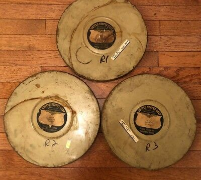 Original 16mm Film 1942 NEXT OF KIN Ealing Studios Complete 3 Reels WWII Era