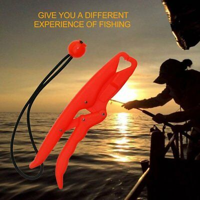 Large Size Plastic Fishing Lip Grip Lure Controlling Floating Fish Grip Plier FG
