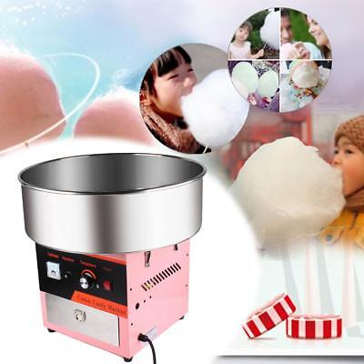 DIY Cotton Candy Machine Commercial Electric Candy Floss Maker for Kids Party &