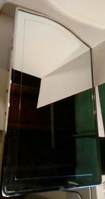 Vintage Miami Carey Art Deco Medicine Cabinet with Mirror 16 3/16'× 26 3/16'