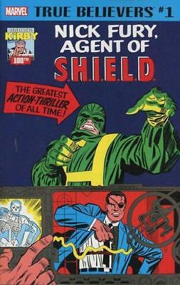 True Believers: Jack Kirby 100th - Nick Fury Agent of S.H.I.E.L.D.
