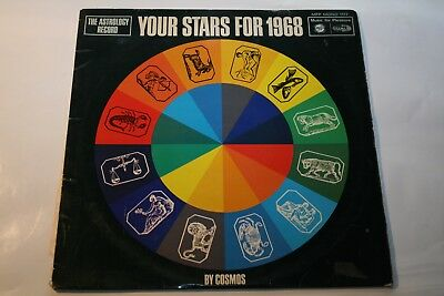 Gypsy Comos - Your Stars For 1968 - LP mfp Obscure Horoscope