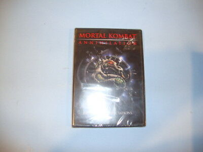 Mortal Kombat - Annihilation (DVD, 1998) New