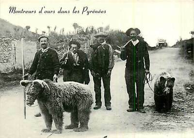 09* PYRENEES montreurs d ours debut 1900 ( CPM (10x15cm))         MA67-0747
