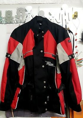 motorradjacke polo pharao gr xl eur 1 50 picclick de. Black Bedroom Furniture Sets. Home Design Ideas