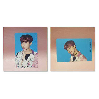 BTS Bangtan Boys J-HOPE Official STICKER CARD of The Wings Tour Concert Goods