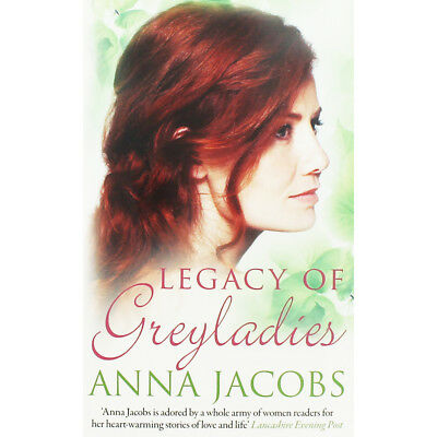 Legacy Of Greyladies by Anna Jacobs (Paperback), Valentines, Brand New