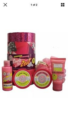soap and glory gift set Simply The Zest