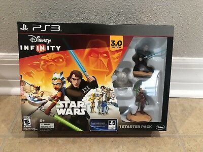 Disney Infinity (3.0 Edition) Sony PlayStation PS3 Star Wars Starter Pack