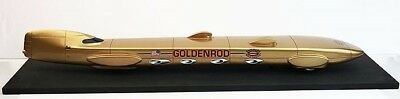 Replicarz 1:18 1965 Summers Brothers Goldenrod Land Speed Car - Bob Summers