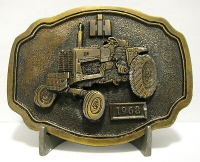 IH International Harvester 1206  806  706 Tractor Belt Buckle Ltd Ed 7th Series