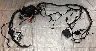 2016 mazda mx5 miata front wiring harness and fuse box, na1j-67-010c