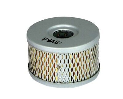 HF137 FILTREX OIL FILTER FOR Suzuki XF 650 Freewind K1 2001 - 2002