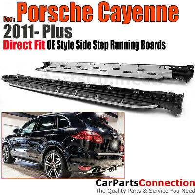 Running Boards Side Step For AUDI Q5 SS 09-15 Vehicle Side Steps Stainless steel