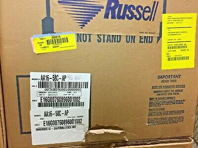 Overstock Russell evaporator air dfrst 120v psc mtr AA1658CAP