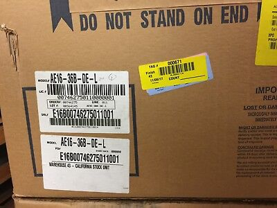 Overstock Russell evaporator electric dfrst 120v EC mtr AE1636BDEL w/options