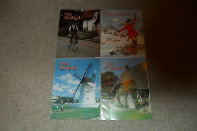 All 4 THIS ENGLAND Magazines From 1993