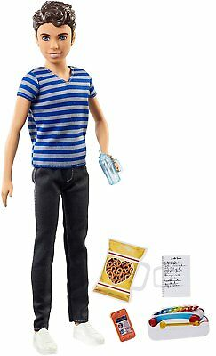 Barbie Babysitters Boy Babysitter Doll 12 inches with Themed Accessories