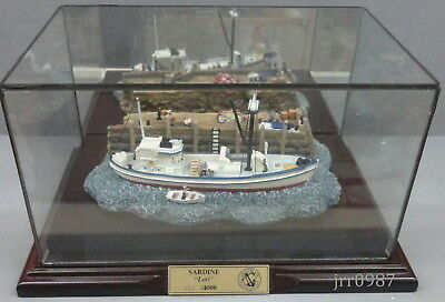 "Harbour Lights Anchor Bay 1997 SARDINE SHIP ""Lori"" AB106S Boat 483 NEW in box"
