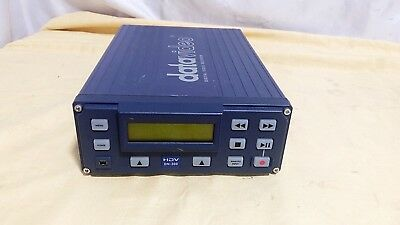 Datavideo DN-300 Digital Video Recorder HDV Quality & Craftsmanship