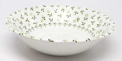 J. & G. Meakin Blossom Time Green Cereal Bowl(s) Royal Staffordshire Ironstone
