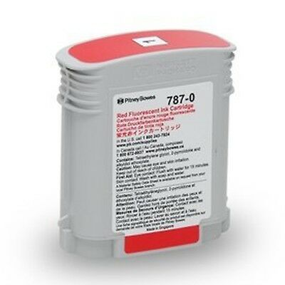 787-0 Red Ink Cartridge for Connect + Series