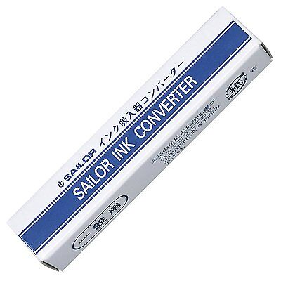 Sailor Japan Fountain Pen Ink Converter 14-0500-000