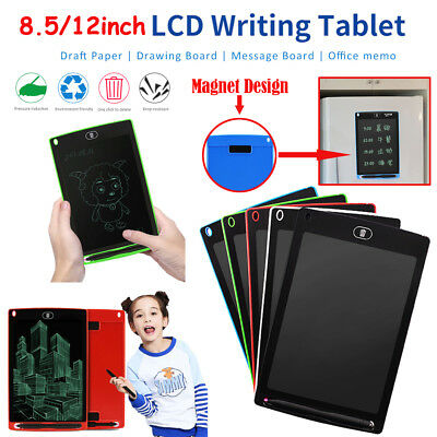 LCD Digital eWriter Tablet Writing Art Graphics Drawing Painting Pad Note Board