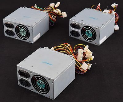 LOT OF 3 High Perfection HS B1P2-50400X 400W Switching DC PSU AS-IS