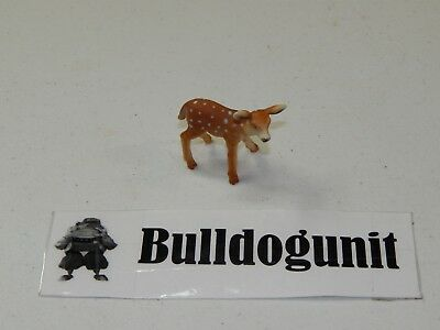2002 Schleich Germany Baby Deer Fawn Figure Am Limes 69