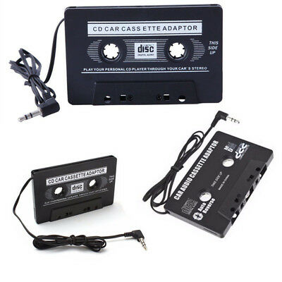 Car Cassette Tape Adapter Converter for MP3 iPhone 4 4S iPod Touch Nano CD KB