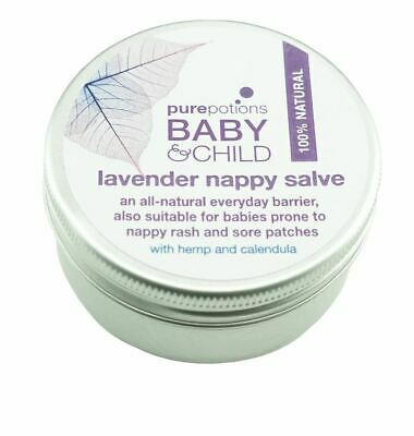 Purepotions Lavender Nappy Salve 50ml  (2 Pack)