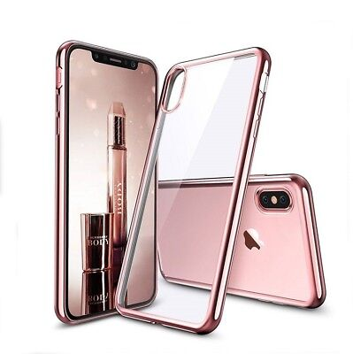 Luxury Ultra Thin Shockproof Hybrid 360 Case Cover For Apple iPhone 8 7 5s 6s SE