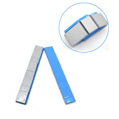 2 Pcs Adhesive Iron Wheel Tyre Tire Balance Weights 60g  for Cars Motorcycle.