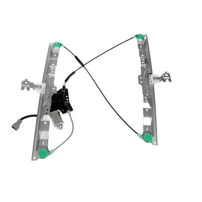 Front Left Power Window Regulator w/ Motor For Nissan Titan Armada Infiniti QX56