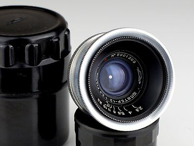 red П JUPITER-12 2.8/35 M39 LEICA  mount lens for SONY A7s A7r