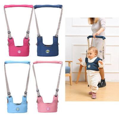Infant Safe Walking Learning Assistant Belt Kids Toddler Strap Baby Harness Help