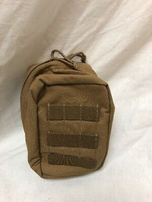 USMC Tactical Tailor Padded Night Optics Case Coyote Utility MOLLE Pouch USGI