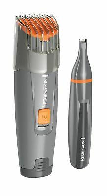Remington MB4011 Gentleman's Tool Kit (Beard Trimmer, Nose and Ear Trimme... NEW