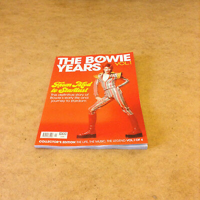 The Bowie Years Vol.1 From Mod To Stardust Story Of David Bowie's Early Life