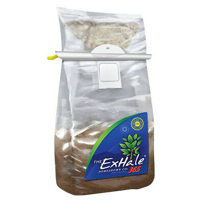 Exhale 365 Self Activated CO2 Bag - Carbon Dioxide Grow Plant