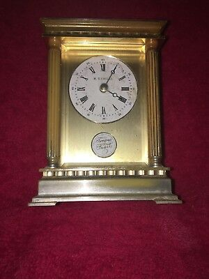 H Samuel Carriage Clock